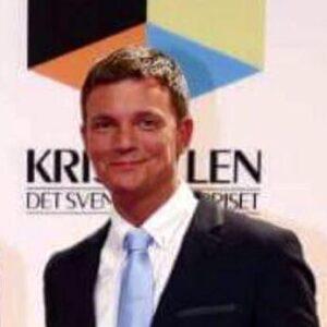 Daniel Fogmark digital marknadsspecialist